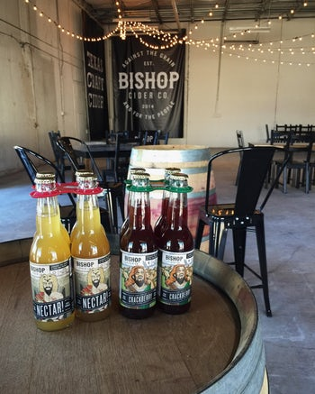 Bishop Cider Opens Second Location